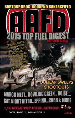 AAFD 2015 Top Fuel Digest