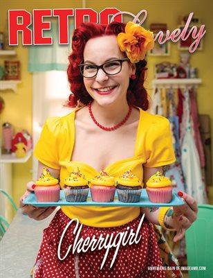 Retro Lovely No.96 – Cherrygirl Cover