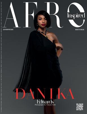 AFRO INSPIRED Mag - DANIKA EDWARDS - July/2021 - PLPG GLOBAL MEDIA