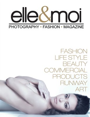 Elle & Moi Magazine -Spring 2015