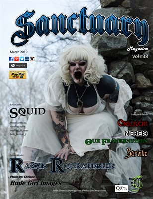 Sanctuary Magazine Vol #38