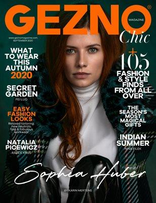 GEZNO Magazine September 2020 Issue #07