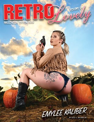 Halloween 2020 - VOL 24 – Emylee Kaliber Cover