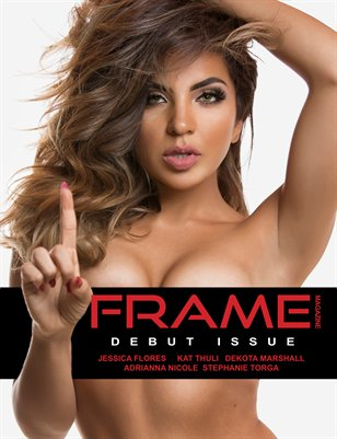 FRAME Magazine Issue 1