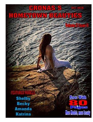Cronas Hometown Beauties Issue 11 Vol. 2