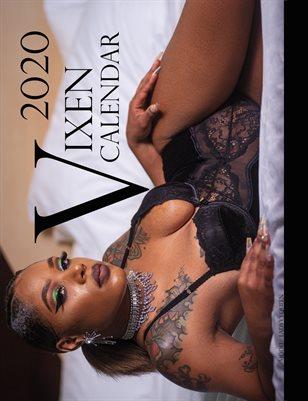 2020 Vixen Calendar