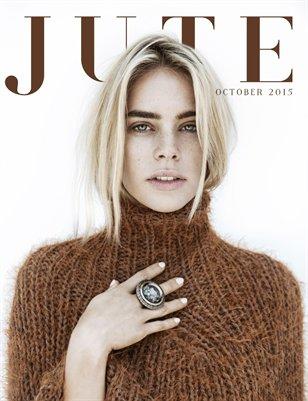 Jute Magazine - October 2015
