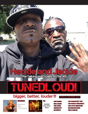 TunedLoud Magazine November 2020