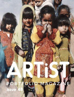 Artist Portfolio Magazine Issue 48