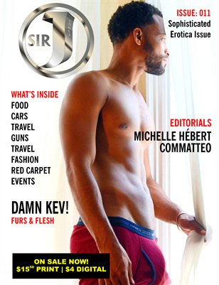 Sir Jones Mag | Issue 011 | The Sophisticated Erotica Issue