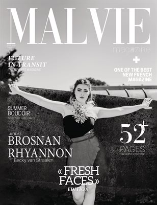 MALVIE Mag | Fresh Faces | Vol. 07 JUNE 2020