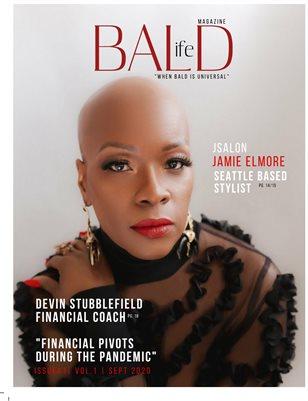 Bald Life Magazine Sept. 2020