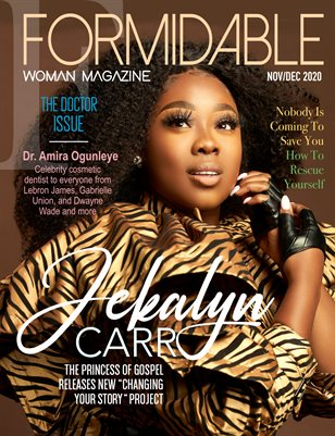 Formidable Woman Magazine Nov/Dec 2020