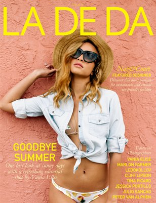 LA DE DA Magazine Issue 9