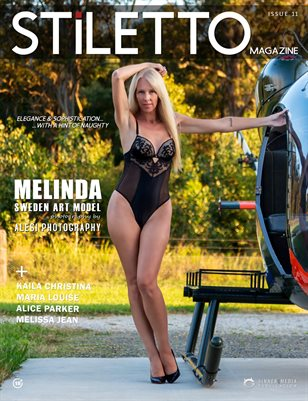 STiLETTO Magazine 11 Ft. Melinda