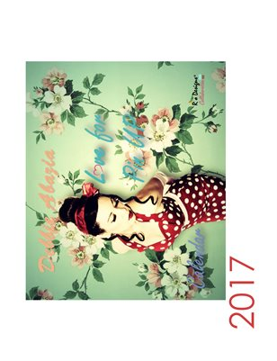 2017 Calendar Love for Pin Up