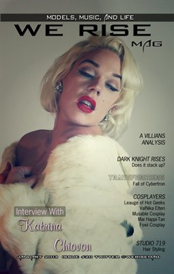 We Rise Mag January Issue 2013  #20