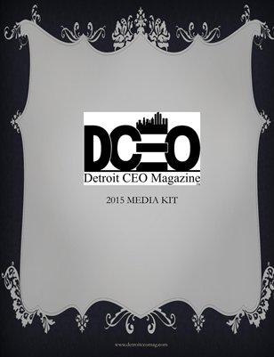 Detroit CEO Magazine Media Kit
