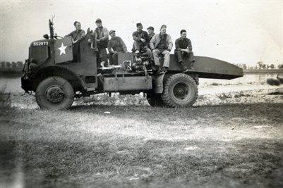 Yankees in France in WW2
