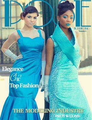 POSE modeling mag Spring/Summer 2014
