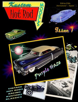 Kustom and Hot Rod Models #7