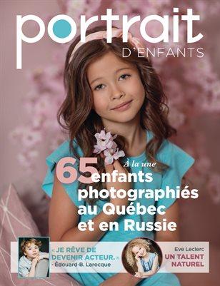 PORTRAIT D'ENFANTS - Vol.6 - Sep. 2019