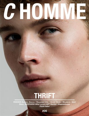 C HOMME #05 (COVER 4)