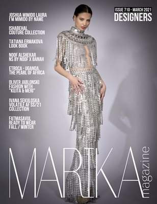 MARIKA MAGAZINE DESIGNERS ( MARCH - ISSUE 710)
