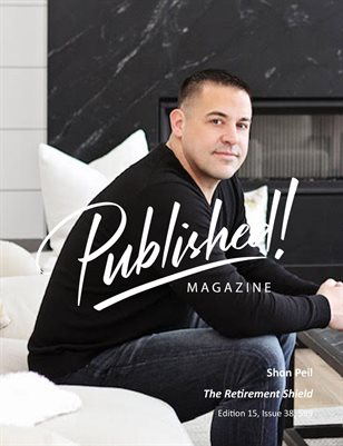 PUBLISHED! #15 Excerpt featuring Shon Peil!