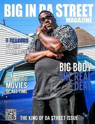 Big In Da Street Magazine Volume 2 Issue 10