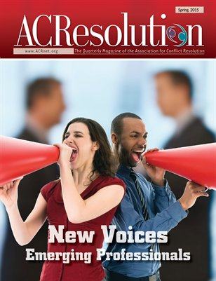 ACResolution Fall 2014 Issue