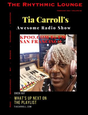 TRL MAGAZINE FEBRUARY 2021 (TIA CARROLL)