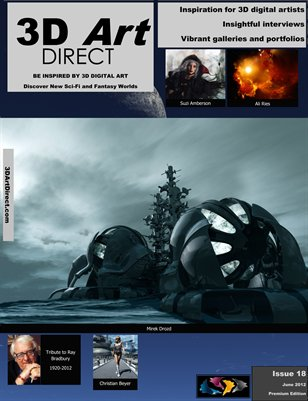 3D Art Direct Issue 18