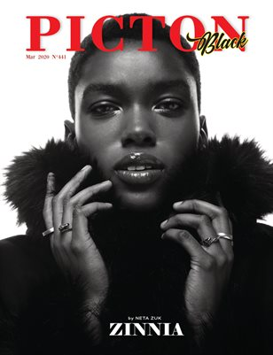 Picton Magazine MARCH  2020 N441 BLACK Cover 1