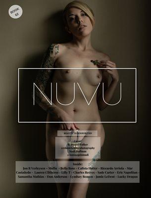 Nuvu Magazine Nude Book 62 Featuring Madi Huffman