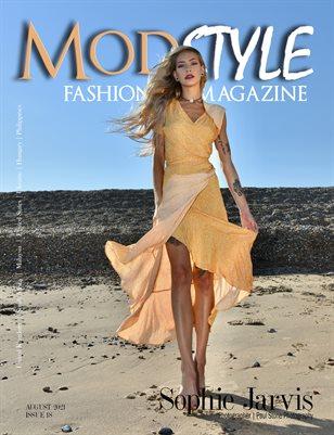 MODStyle Fashion Magazine Issue 18