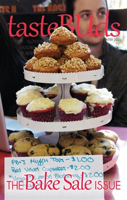 TasteBUds: The Bake Sale Issue