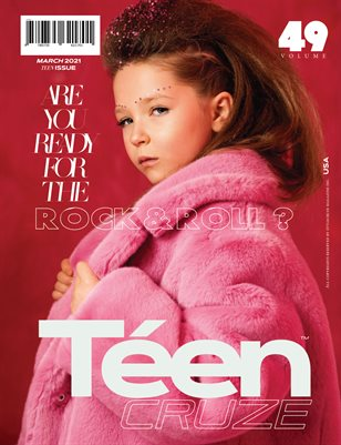 MARCH 2021 Issue (Vol: 49) | TÉENCRUZE Magazine