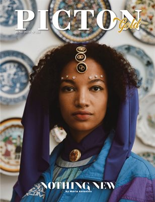 Picton Magazine June 2019 GOLD N133 Cover 3