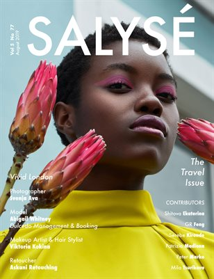 SALYSÉ Magazine | Vol 5 No 77 | AUGUST 2019 |