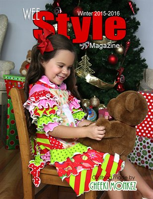 Wee Style Magazine 2015-2016 Winter Issue