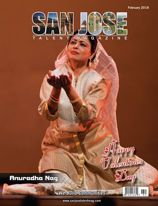 San Jose Talent Magazine February 2018 Edition