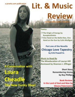 Lit. & Music Review October 2008