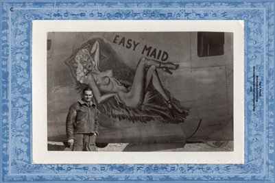 WORLD WAR 2 AIRCRAFT NOSE ART, CARL HAMILTON COLLECTION9