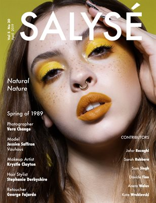 SALYSÉ Magazine | Vol 5 No 30 | April 2019 |