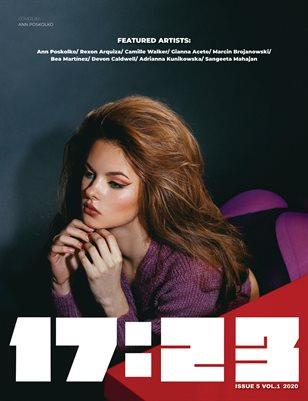 17:23 MAGAZINE ISSUE 5 VOL.1 2020