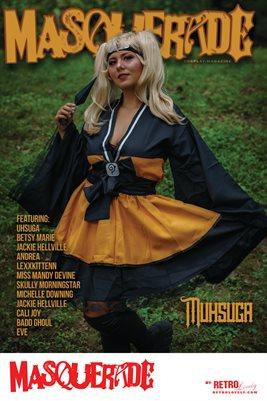 Masquerade No.11 – Muhsuga Cover Poster
