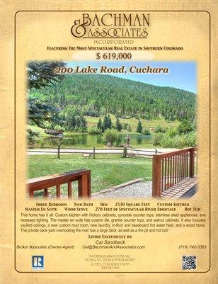 200 Lake Road Cuchara 4 page