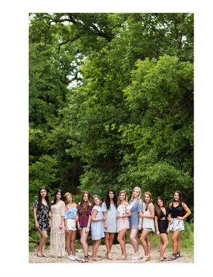 ROLEmodels Class of 2018 Styled Shoot