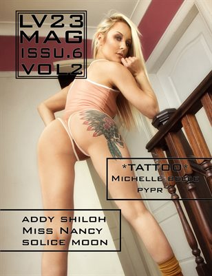 LV23 Issue 6 : tattoo issue vol 2